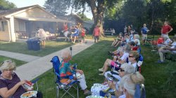 Pacific Hills' Children, Youth and Family ministry Cookout