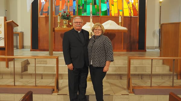 Pastor And Janet Kumm Thanks and Farewell