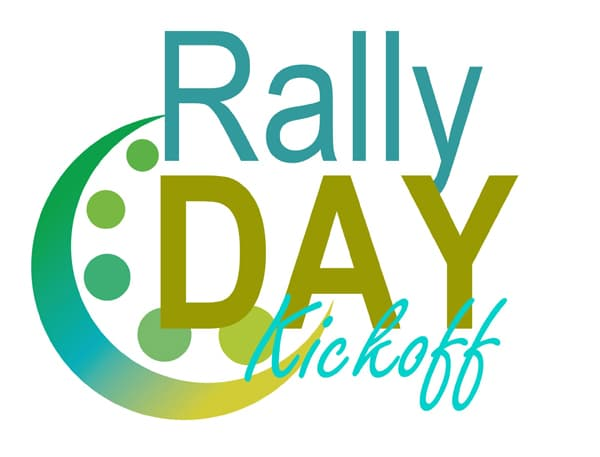 Rally Day Kickoff